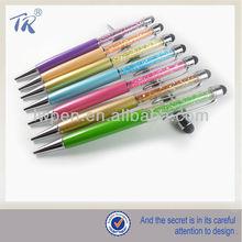 Fashion Multi-function Crystal Pen