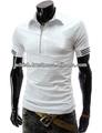 2014 أحدث تصميم قمصان البولو للرجال، أزياء تي شيرت بولو