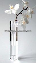 New design crystal vase