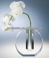 novo design de vaso de cristal
