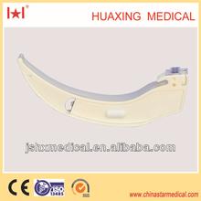 disposable High Quality mccoy Fiber Opticflexible price of laryngoscope setscope
