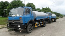 dongfeng high pressure road wash vehicle