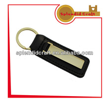 Promotion Blank Keychains Metal Key Chains with Customizing Logo