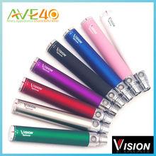 adjustable e cig battery vision spinner best quality 1300mah batter