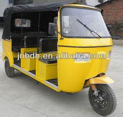 2014 hot sale three wheel motorcycle / bajaj tricycle / motor tricycle for nigeria