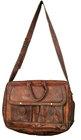 Stylish Leather Messenger Bag for Men