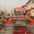 hot sales!!! price of portable horizontal timber cutting sawmill machine