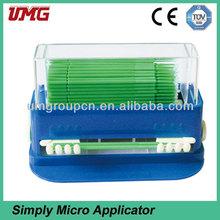 Disposable mini dental micro applicator