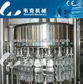 Água mineral automático do animal de estimação ou de vidro máquina de engarrafamento / linha
