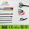 High quality nylon 66 plastic cable ties