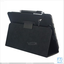 Book style leather stand cover case for Nextbook Premium 8HD