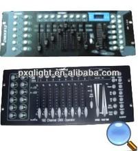 Light console DMX 512 controller,disco 192 dmx controller