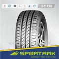 conforto silencioso com excelente segurança pneus de venda quente do pneu de carro