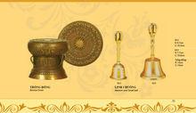 Bronze drum/bell