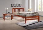wooden bedroom bed, wooden bed furniture
