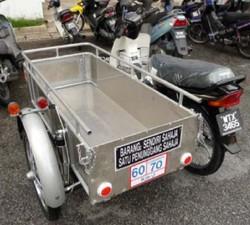 Motorcycle Sidecar, Motorbike Sidecar