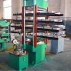 50T Rubber Tile Press Heat Manual Press Machine