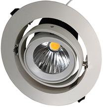 CREE COB LED DOWN LIGHTINGS Ra>80 recessed concrete lights