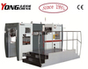 YC1100 automatic die-cutting creasing packing machinery with stripping(high end machine)