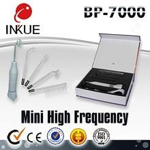 BP-7000 portable high frequency machine high frequency machine derma high frequency spot remover