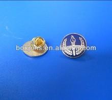 Indústria certificado pinos / badges