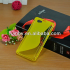 Bright Cell Phone S Line Cover slim case for sony xperia z1 mini