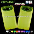 caso de telefone celular para a alcatel one touch x pop
