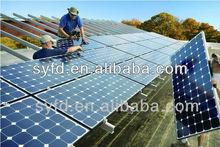 170W/180W/190W/200W Best Price Per Watt Solar Panel for India market China Make CERTIFICATED