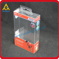 packaging plastic box for usb car charge