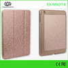 Champagne Diamond PU series flip cover for ipad mini leather case ipad mini