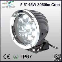High power 6 inch round shape auto tuning led for jeep 4x4