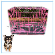factory direct sale portable metal wire dog cage(Factory in Ningbo)