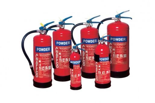 Naffco Fire Extinguisher Fire Extinguisher Dry Powder