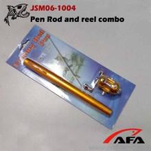 Mini Pen rod and reel combo set JSM06-1004