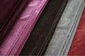 Veludo 100% poliéster tecido tecido TEY430