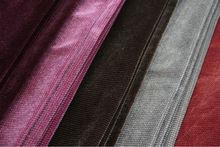 Velvet 100% polyester woven fabric TEY430