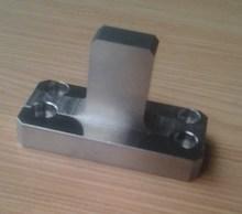 CNC machining 7075 aluminum /anodizing