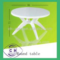 Detachable Plastic Table