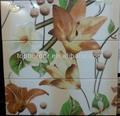 inkjet keramik dekoriert wandfliesen mit blume 20x60cm