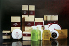 2014 star hotels hot sale customzied hotel amenities