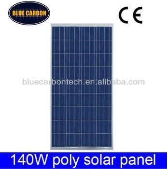 best price per watt 140w pv solar panels