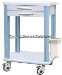 emergency medical trolley cart