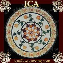 Beautiful mosaic natural stone color