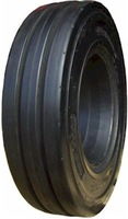 Rib Pattern Standaard Type 4.00-8 Solid Tyre with 3.75-8 Rim