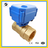 2-Way High Quality PVC Motorized Valve For IC card water meters,heat energy meters