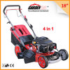 Self-propelled lawn mower, 18""