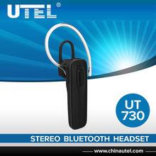 UTEL UT-730 bluetooth earphones support A2DP display music
