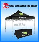 Advertising Custom Automatic Folding Fire Retardant Tent Play Pop Up 3x3
