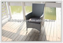 Outdoor Rattan Cyber Cafe Chair