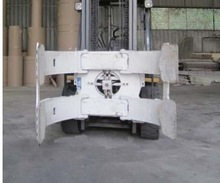 2ton diesel forklift with paper clamp